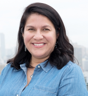 Latino Justice member name Kira Romero-Craft